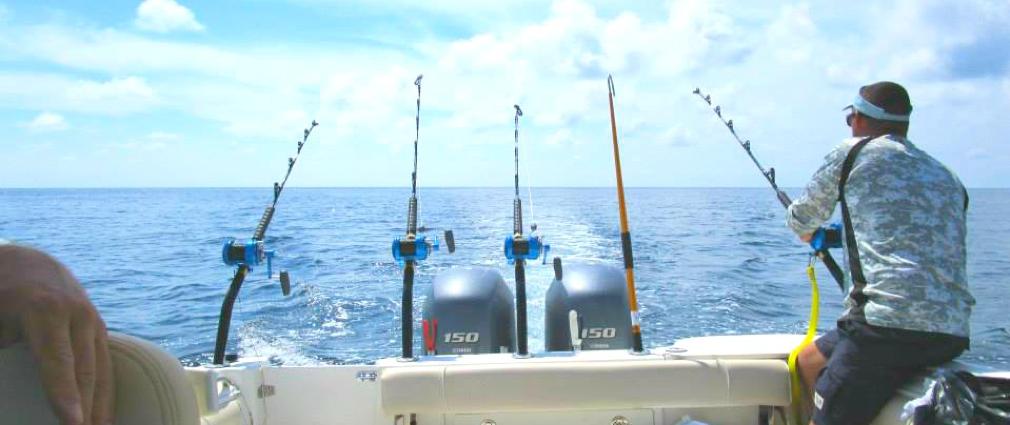 Offshore Fishing Charters SWFL Sanibel Island 33957